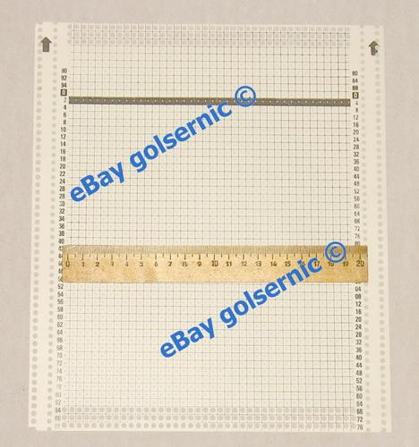 Knitting Quiz Uk : New pfaff passap knitting machine stitch blank
