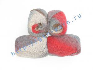 Пряжа 2/1. 53% Мохер, 47% мягкая шерсть (softwool). Основные цвета серый, бежевый, коричневый, красный