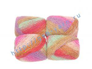 Пряжа 2/1. 50% Шерсть, 30% нейлон, 10% натуральный шелк малберри (mulberry silk), 10% мохер. Основные цвета красный, бордовый, бежевый