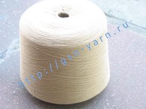 Пряжа 28/1. 80% Хлопок, 10% мягкая шерсть (softwool), 6% натуральный шелк (mulberry silk), 4% кашемир. Цвет