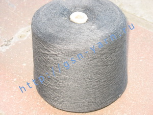 Пряжа 28/1. 70% Вискозный шелк (rayon), 20% бамбук 10% альпака (baby alpaca). Цвет