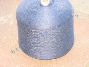 Пряжа 28/2. 70% Вискозный шелк (rayon), 20% бамбук, 10% натуральный шелк (mulberry silk). Цвет
