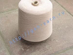 Пряжа 28/1. 60% Хлопок, 35% бамбук, 5% альпака (baby alpaca). Цвет